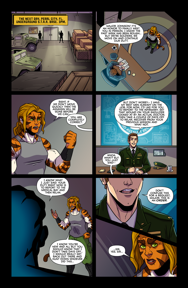 Variants: Stripes - Page 10