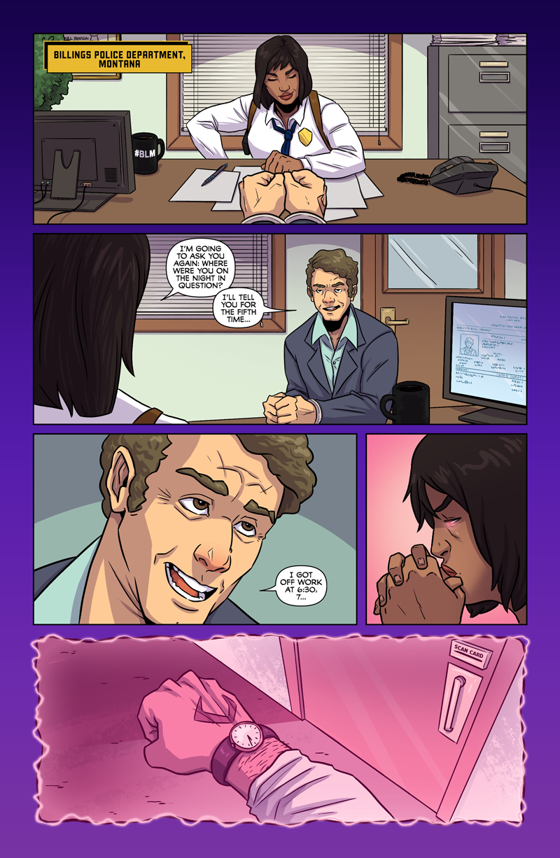 Variants: Stripes - Page 18